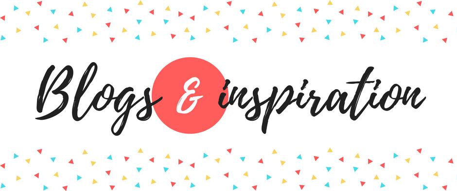 Blogs, designs en inspiration